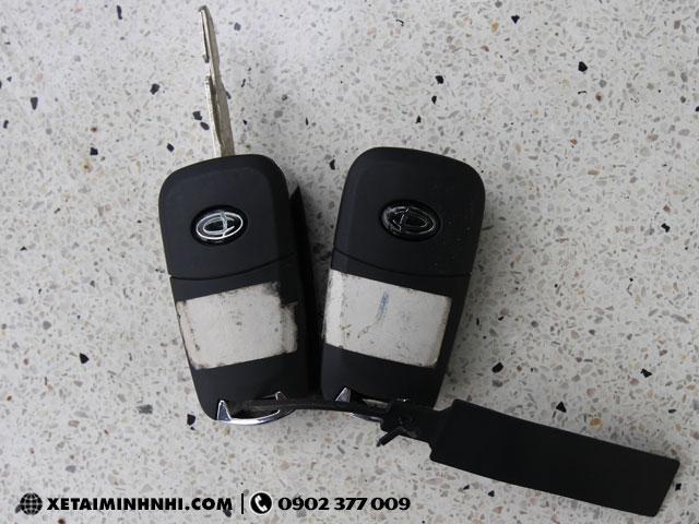 Chìa khóa xe