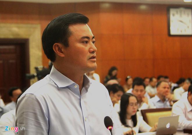Phân công ông Trần Quang Lâm điều hành Sở Giao thông Vận tải TP.HCM
