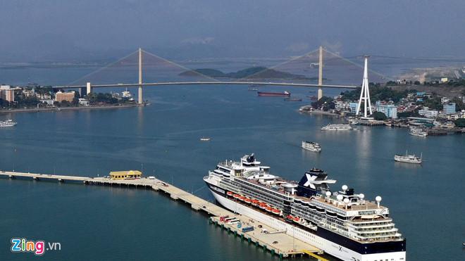 Đồng ý cho Quảng Ninh làm hầm dưới biển ở Hạ Long