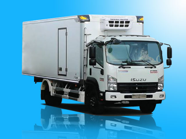 Xe đông lạnh Isuzu 6 tấn - FRR90LE4