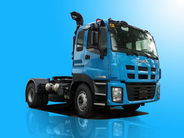 Xe đầu kéo Isuzu EXR 1 cầu 35 tấn