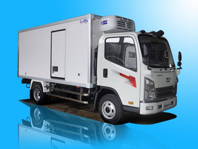 Xe tải Teraco Tera240L 1T9 thùng đông lạnh