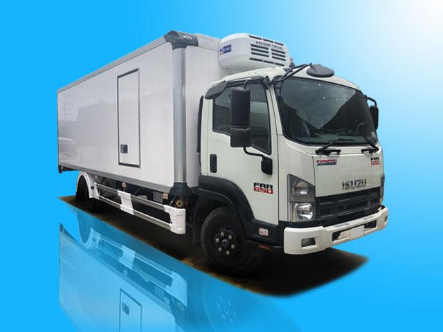 Xe đông lạnh Isuzu 6 tấn - FRR90NE4