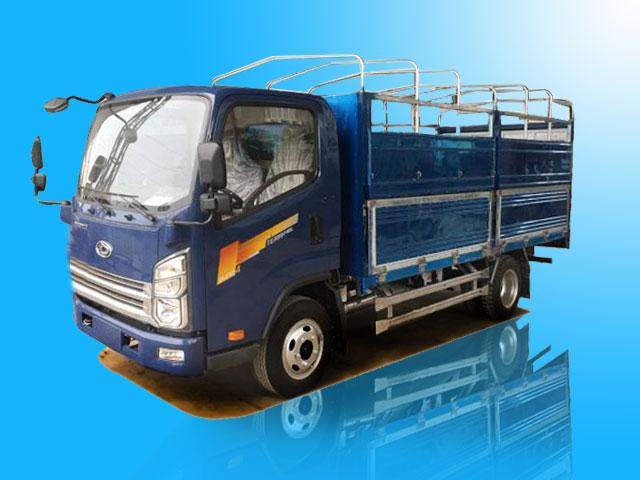 Xe tải Teraco Tera240L 2T5 thùng bạt